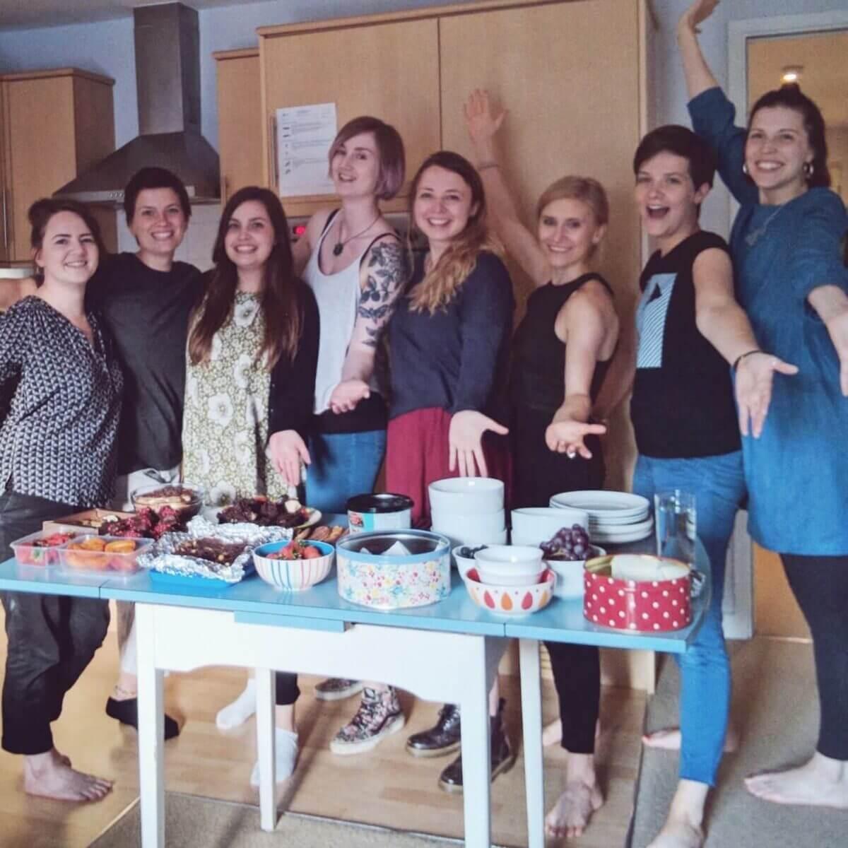 Bristol Girl Bosses Group Photo