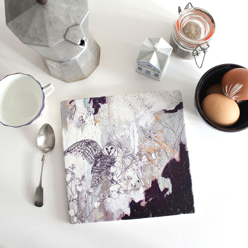 Barn-Owl-Stone-Placemat-Sky-Siouki