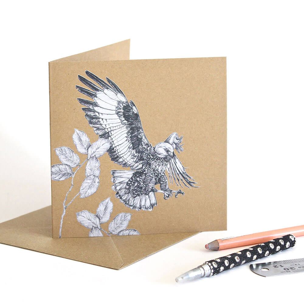 Jackal-Buzzard-Greeting-Card-Sky-Siouki