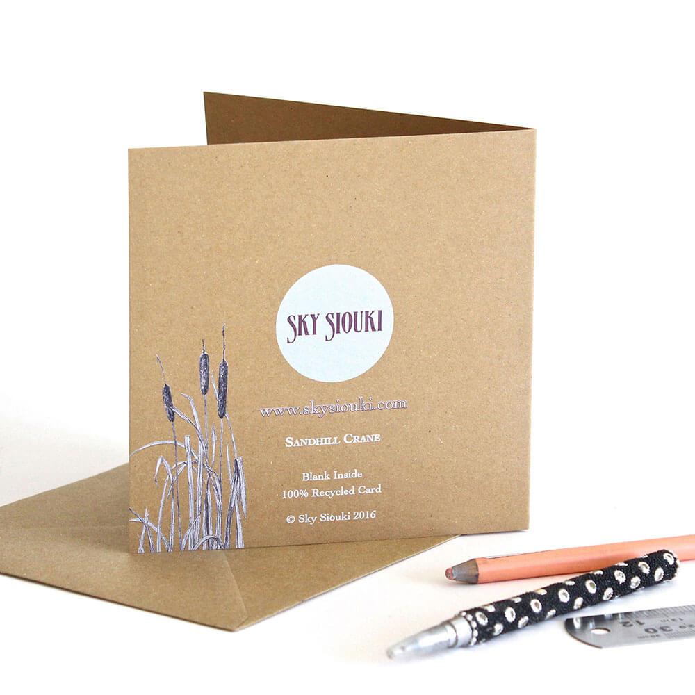 Sandhill-Crane-Greetings-Card-Back-Sky-Siouki