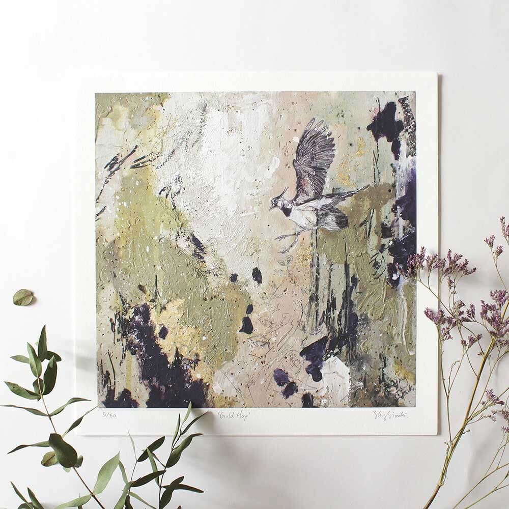 Gold-Hop-Giclee-Print-Sky-Siouki