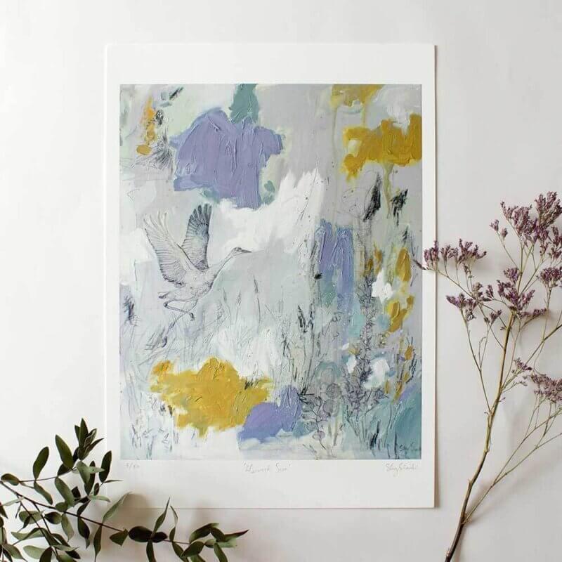 Harvest-Sun-Giclee-Print-Sky-Siouki