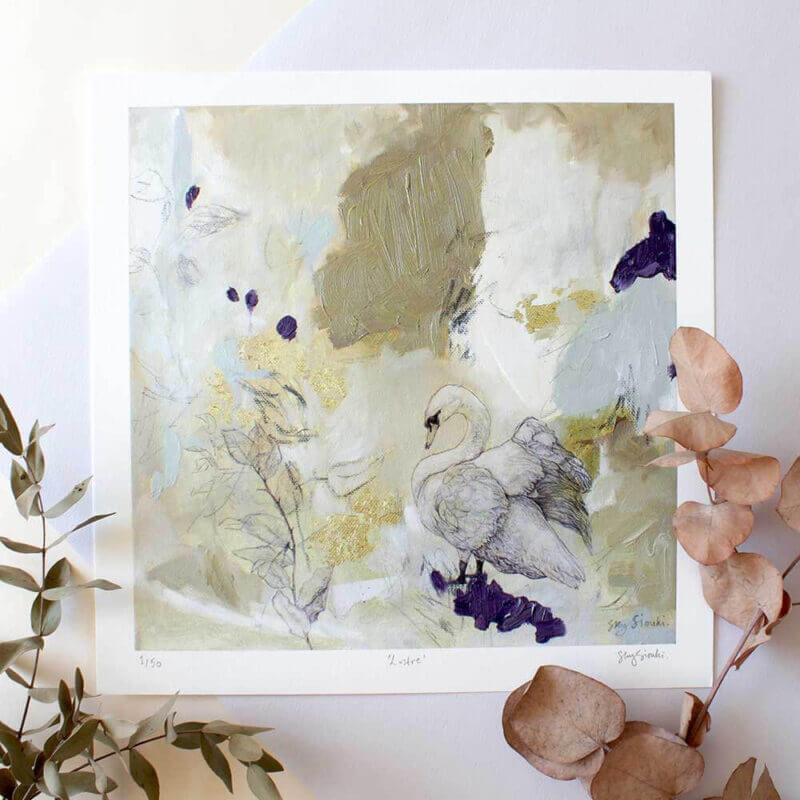 Lustre - Limited Edition Giclee Print
