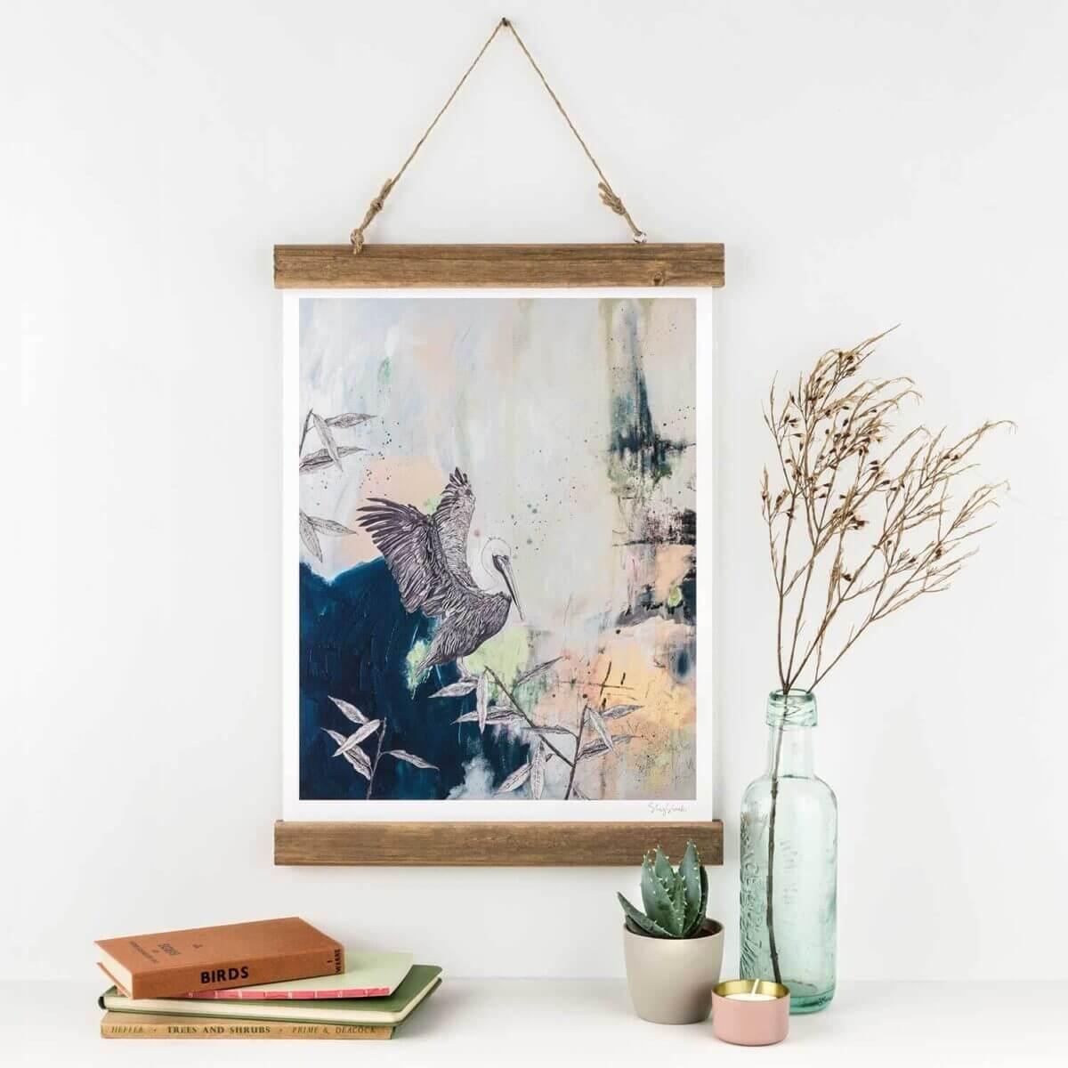 Brown-Pelican-Art-Print-Sky-Siouki