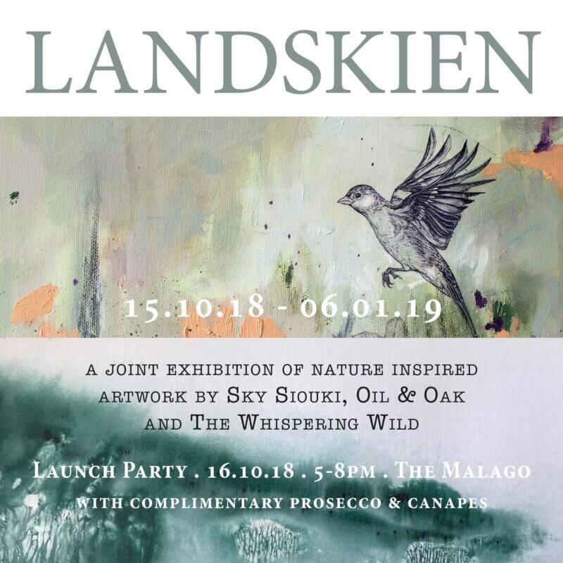 Landskien-Exhibition-Poster-Sky-Siouki