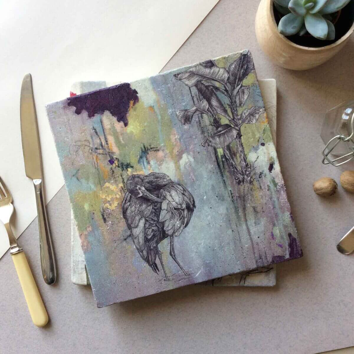 White-Faced-Ibis-Placemat-Styled