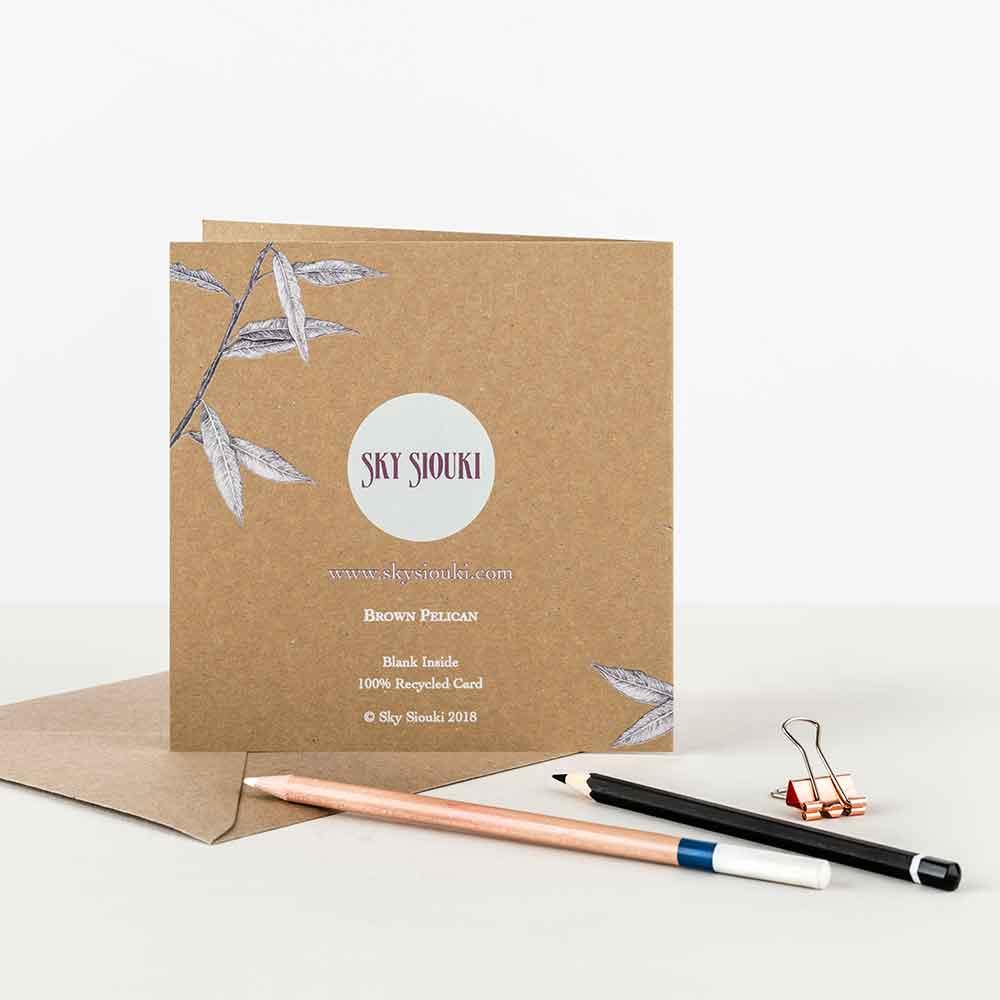 Brown-Pelican-Greeting-Card-Back-Sky-Siouki