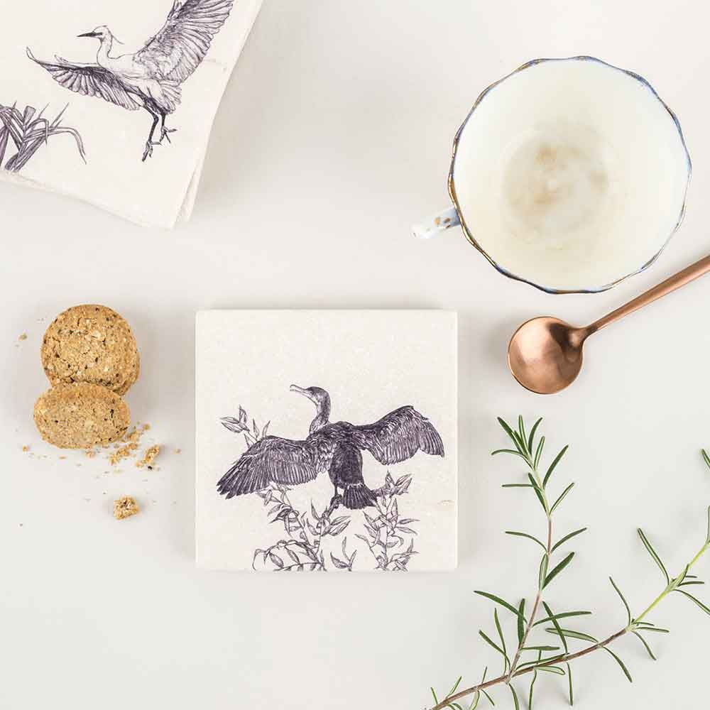 Cormorant-Natural-Stone-Coaster-Sky-Siouki