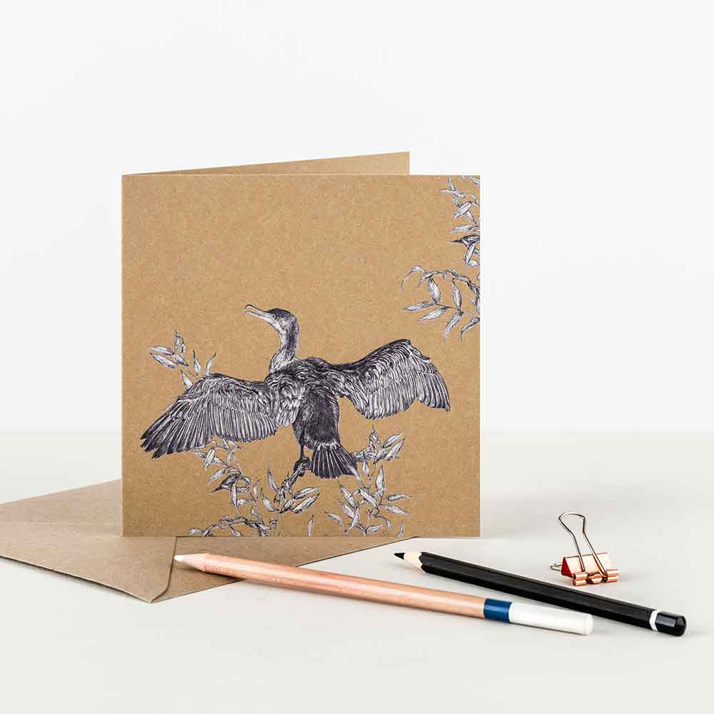 Cormorant-Recycled-Greeting-Card-Sky-Siouki