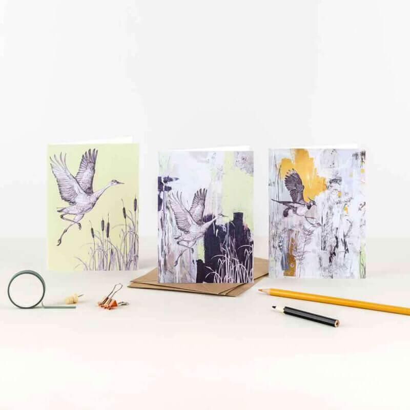 Crane-Lapwing-Note-Card-Set-Sky-Siouki
