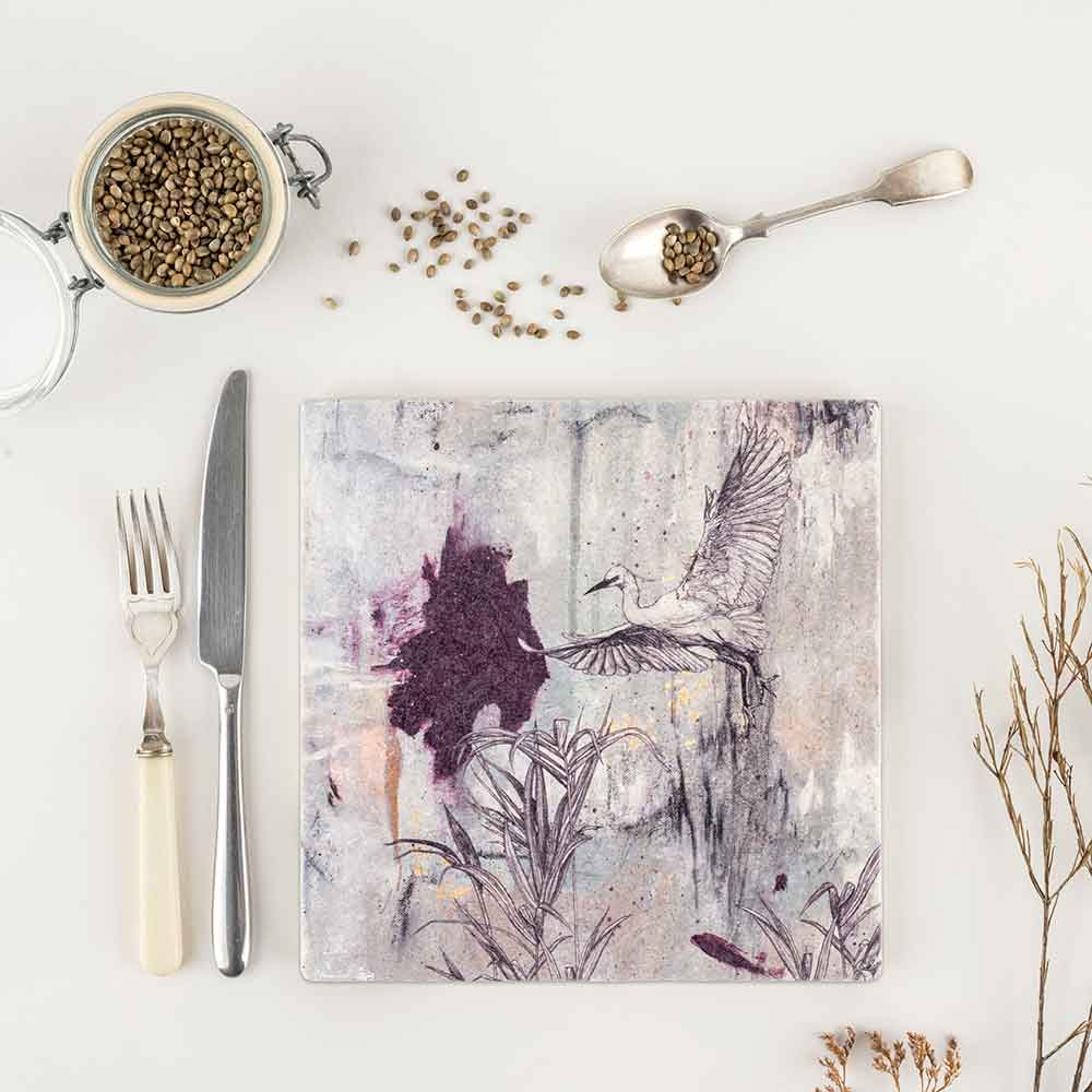 Little-Egret-Stone-Placemat-Sky-Siouki