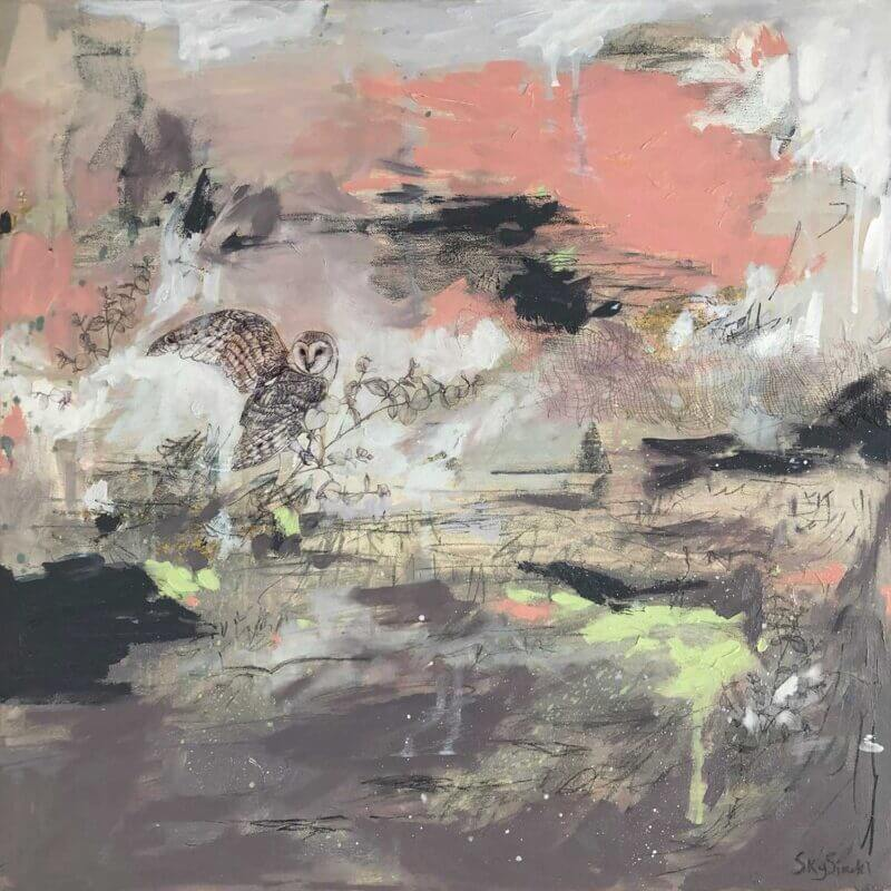 Moorland-Painting-Sky-Siouki