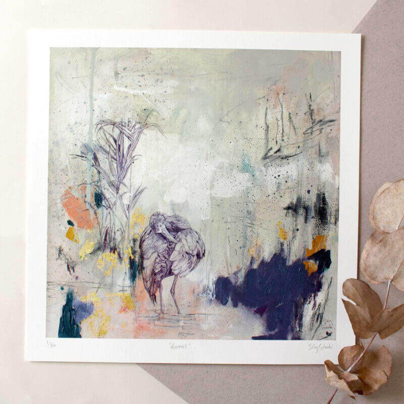 Limited Edition Giclee Print - Aurous
