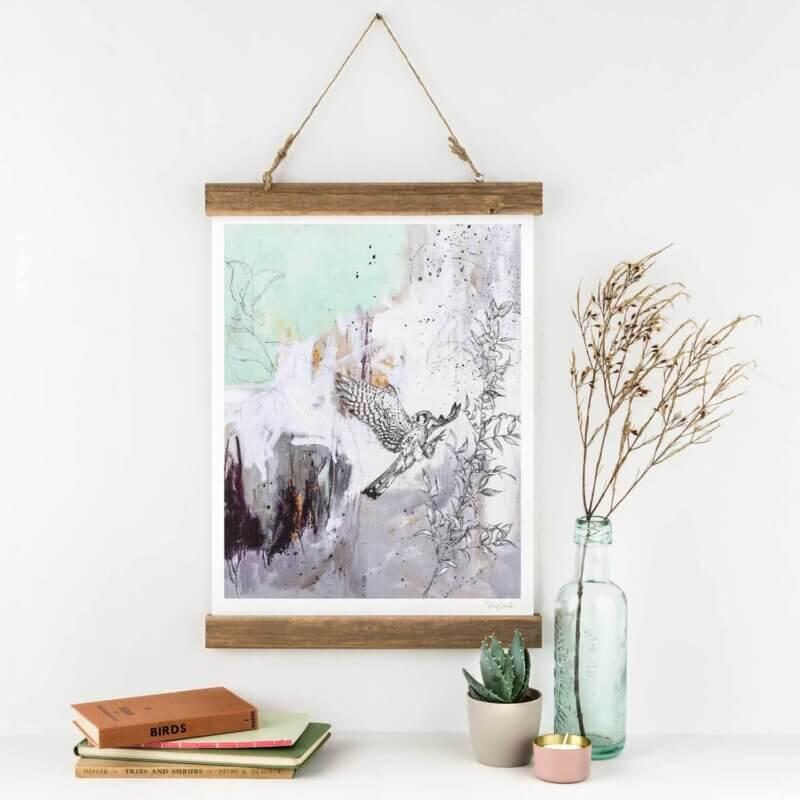 Sky-Siouki-American-Kestrel-Art-Print