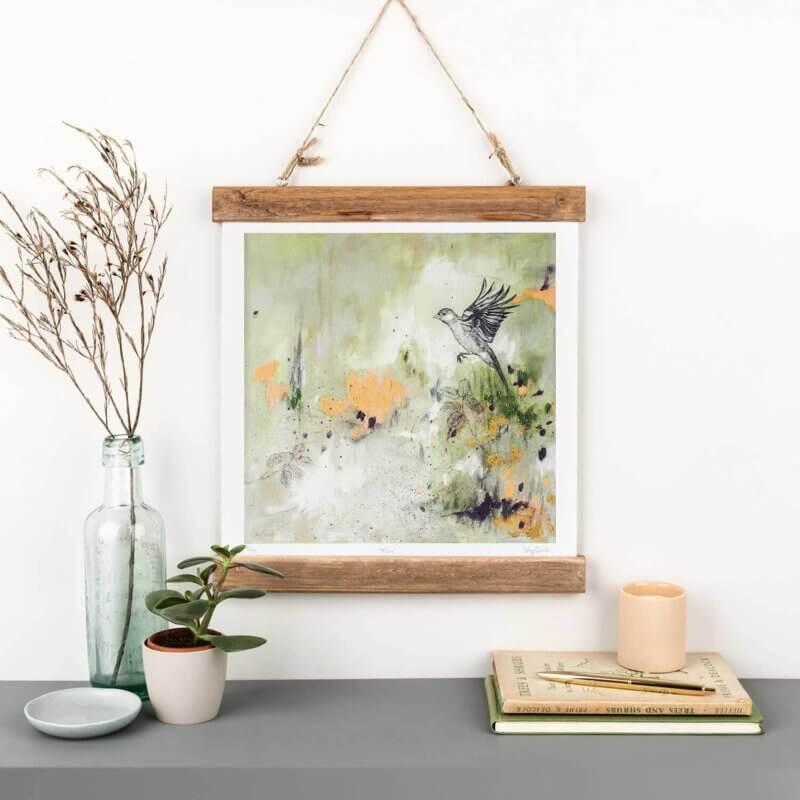 Sky-Siouki-Flora-Art-Print