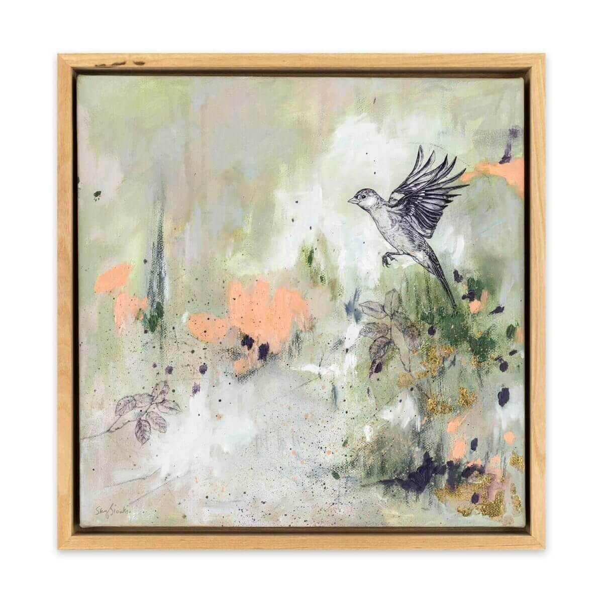 Sky-Siouki-Flora-Painting