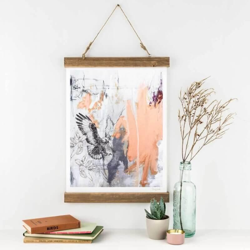 Jackal-Buzzard-Art-Print-Sky-Siouki