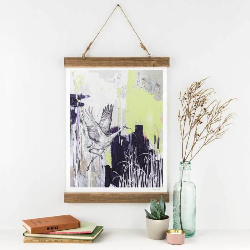 Sandhill-Crane-Art-Print-Sky-Siouki