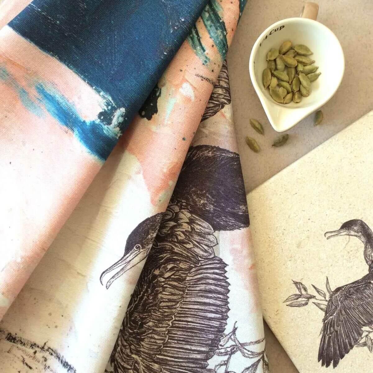 Cormorant-Tea-Towel-Styled-Sky-Siouki