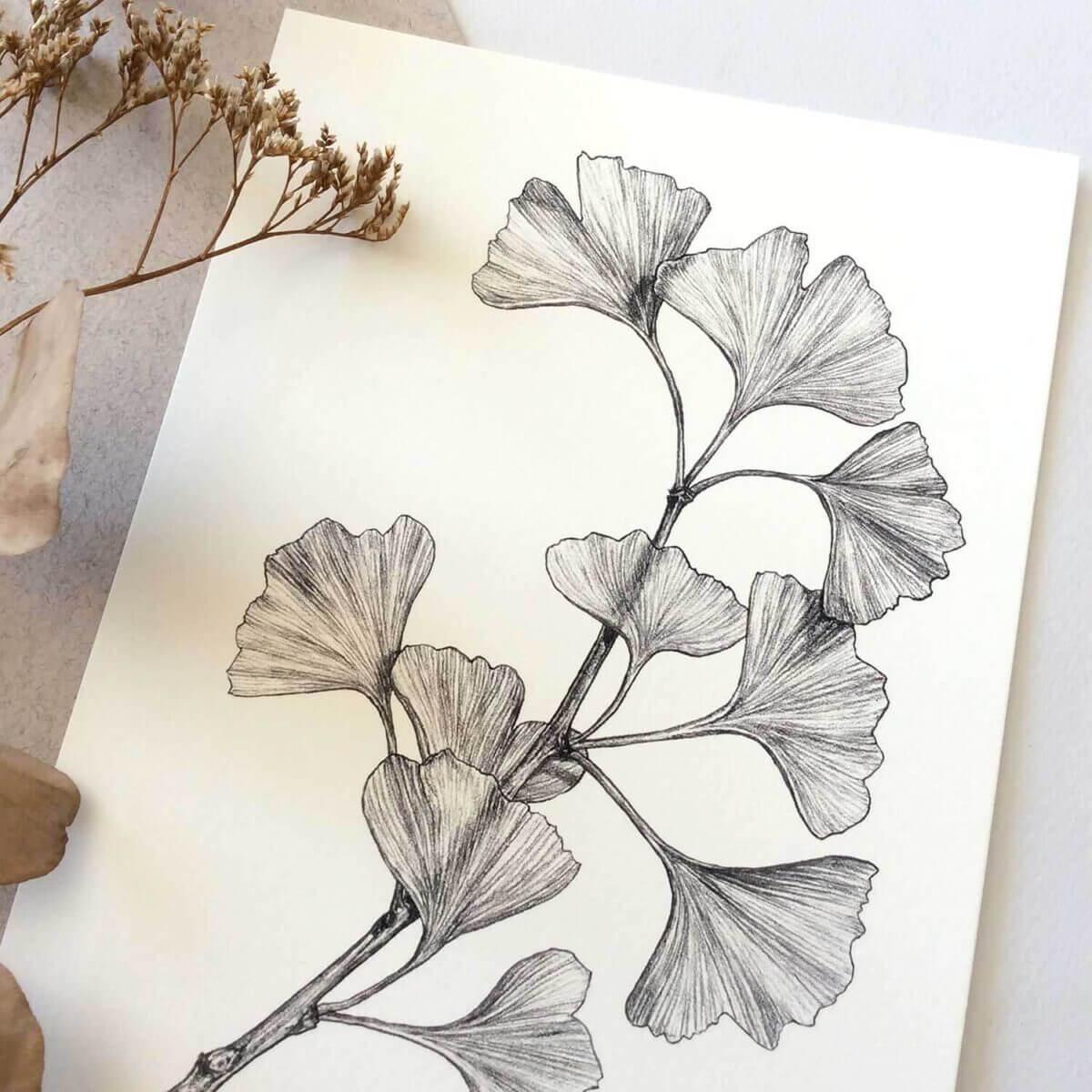 Gingko-Art-Print-Detail-Sky-Siouki