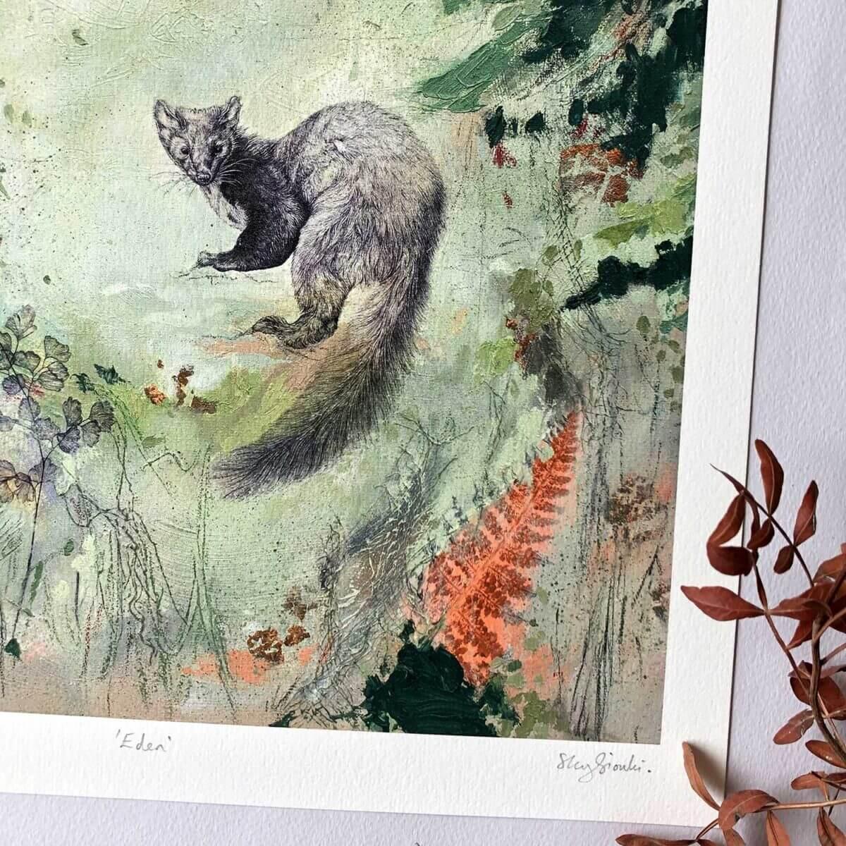 Eden-Print-Pine-Marten-Sky-Siouki