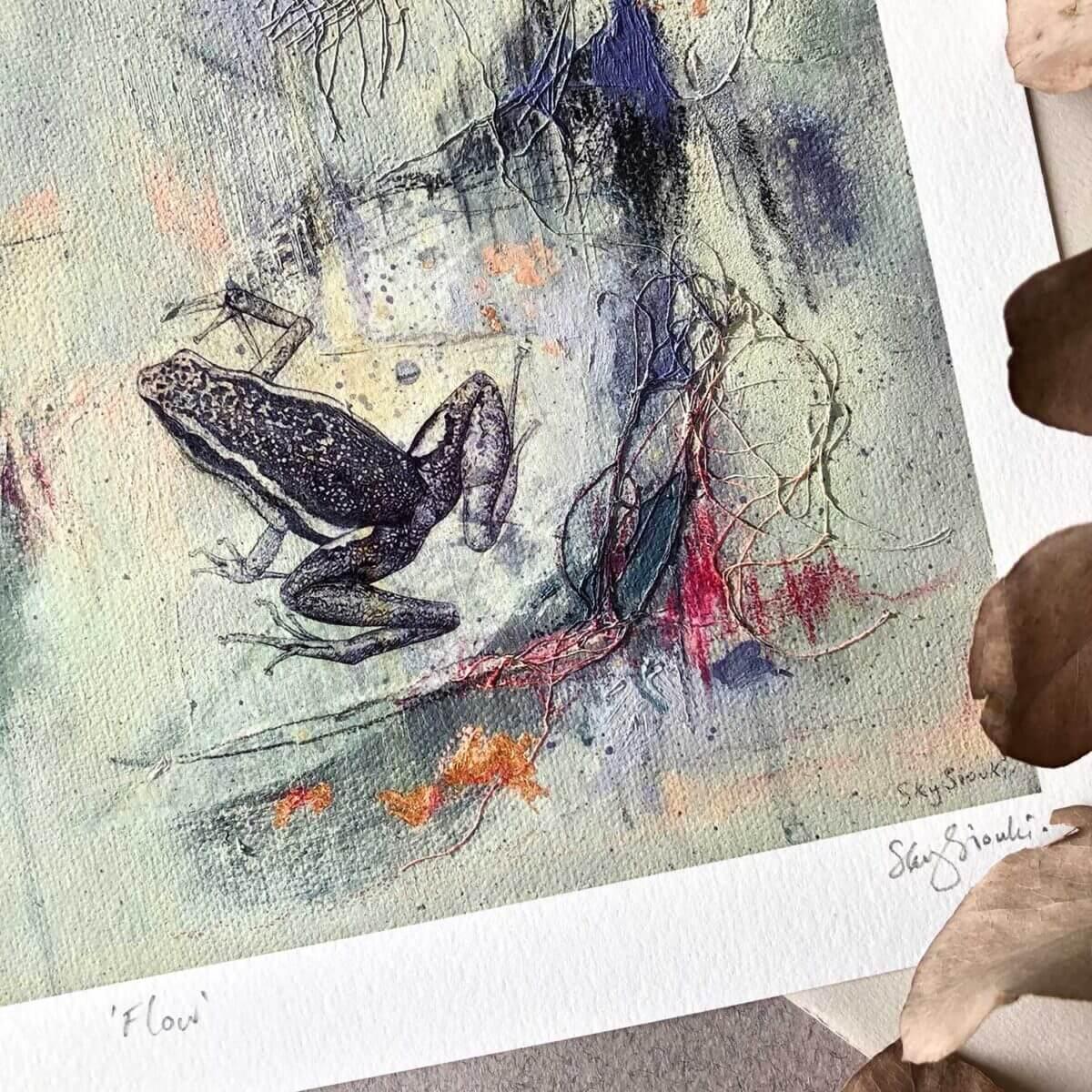 Flow-Print-Frog-Sky-Siouki