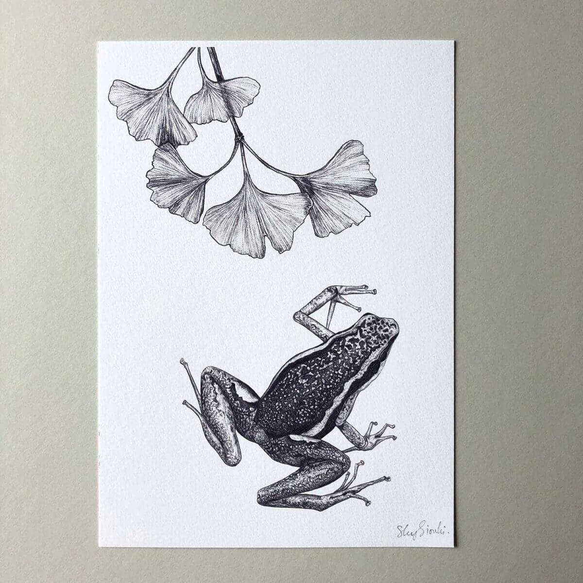 Poison-Dart-Frog-Print-Flat-Sky-Siouki