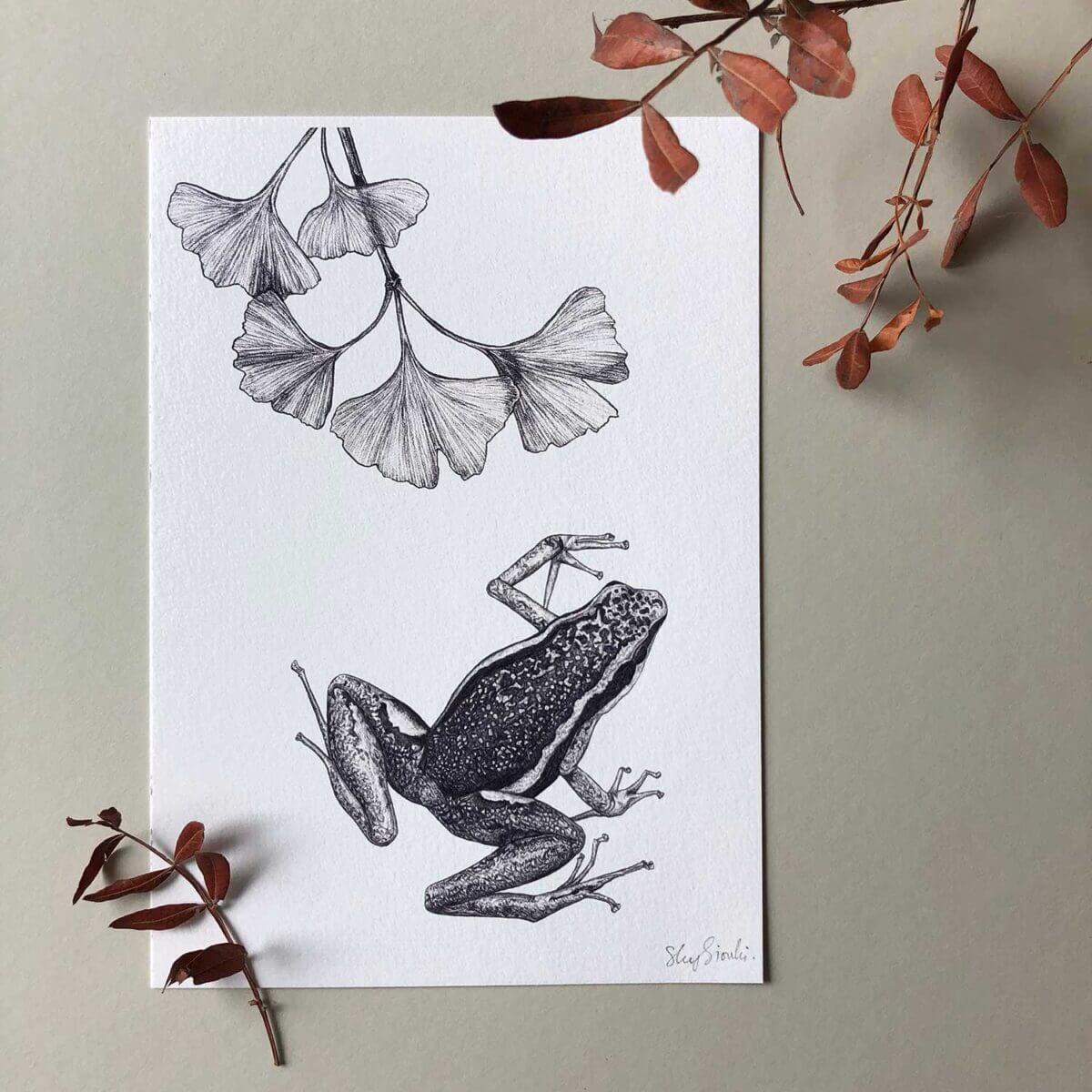 Poison-Dart-Frog-Print-Sky-Siouki