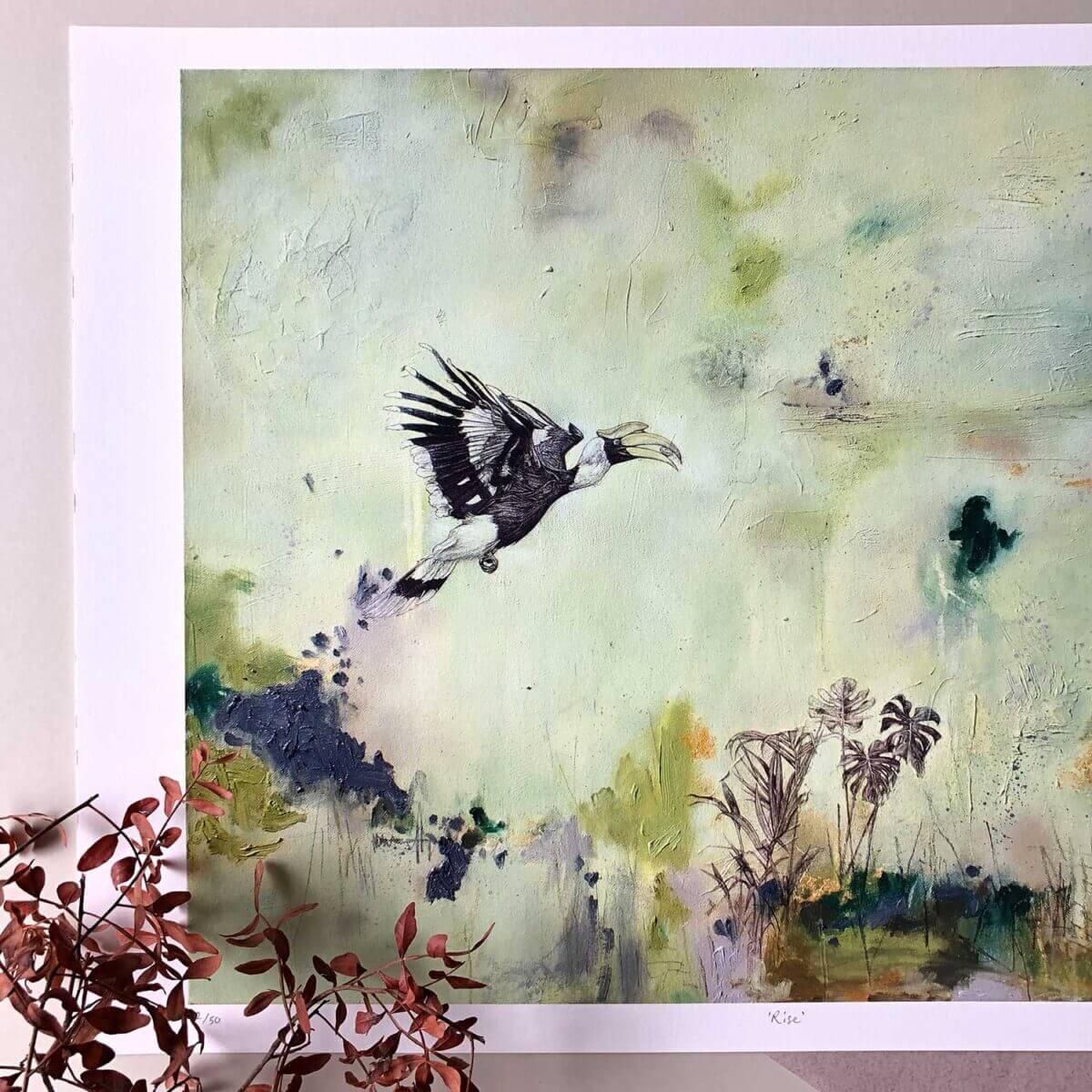 Rise-Print-Hornbill-Sky-Siouki
