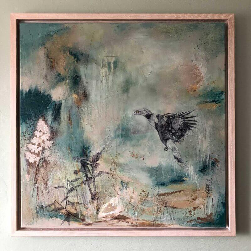 Descent-Painting-Framed-Sky-Siouki